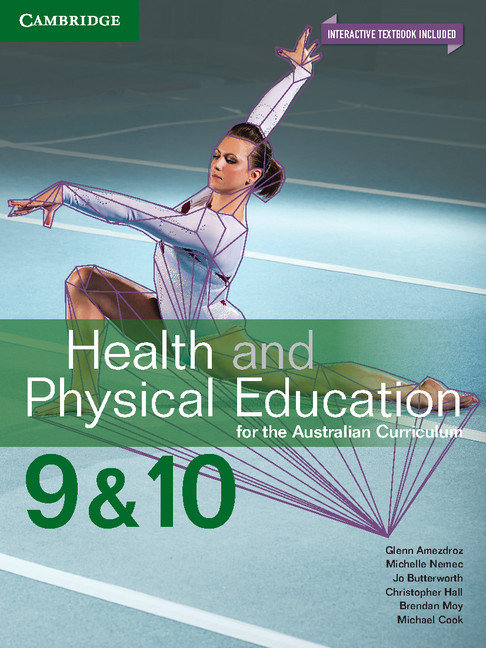 Health and Physical Education for the AC Years 9&10 (DIGITAL)