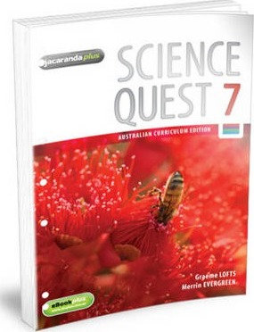 Science Quest 7 Australian Curriculum Edition Flexisaver & eBookPLUS