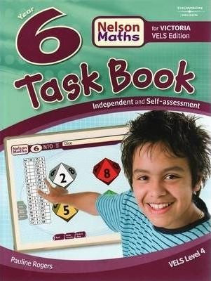 Nelson Maths for Victoria Independent and Assessment Book 6