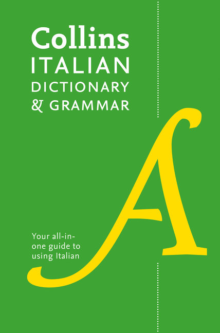 Collins Italian Dictionary and Grammar 3E