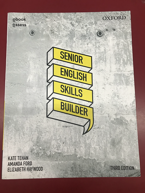 Senior English Skills Builder 3E (SECOND HAND)
