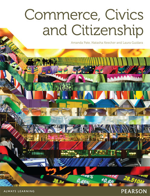 Commerce, Civics and Citizenship (PRINT)