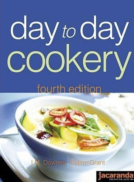 Day-to-Day Cookery 4E