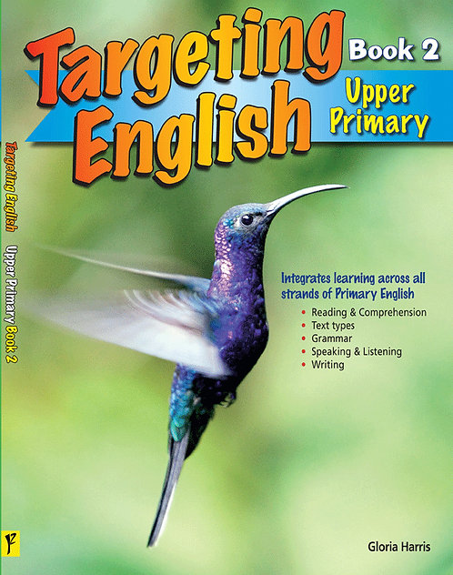 Targeting English Upper Primary Book 2