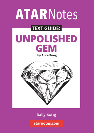 ATARNotes Text Guide: Unpolished Gem
