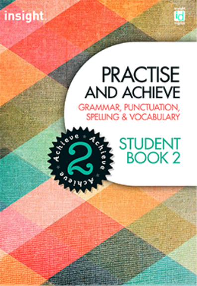 Practise and Achieve Student Book 2