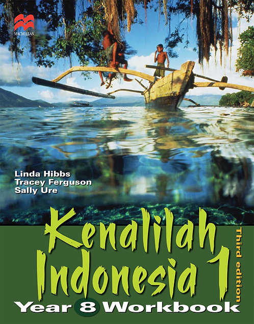 Kenalilah Indonesia 1 Year 8 Workbook 3E
