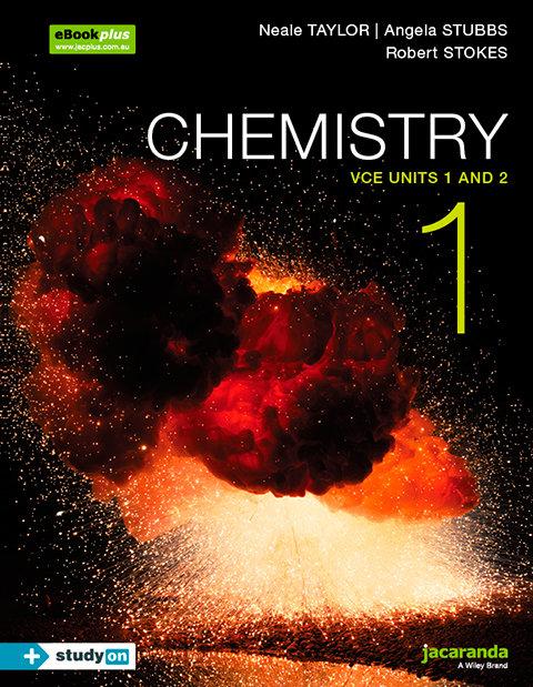 Chemistry 1 VCE Units 1&2 + StudyOn (PRINT & DIGITAL)