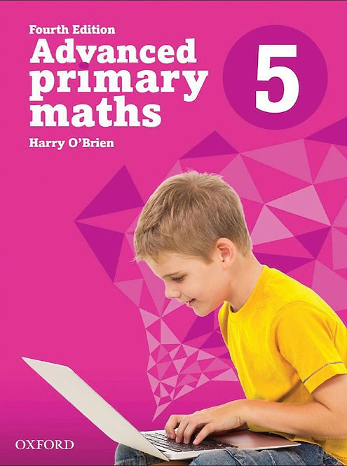 Advanced Primary Maths 5 AC Student Book 4E