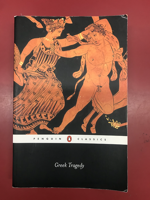 Greek Tragedy (SECOND HAND)