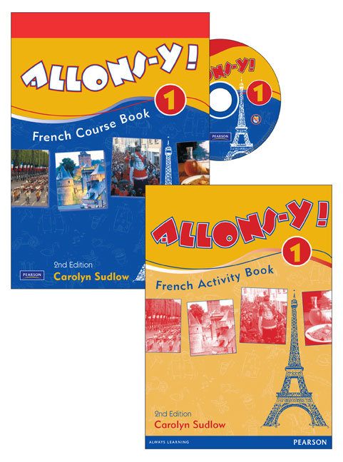 Allons-y! 1 Complete Student Pack 2E