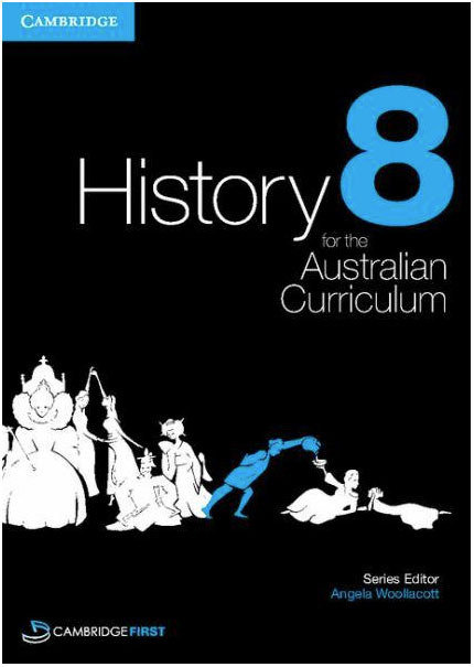 History for the Australian Curriculum Year 8 (PRINT + DIGITAL)