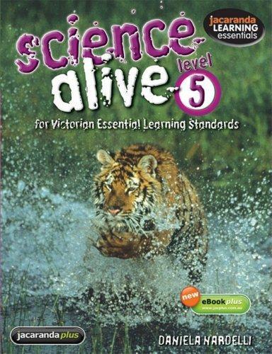 Science Alive VELS Level 5