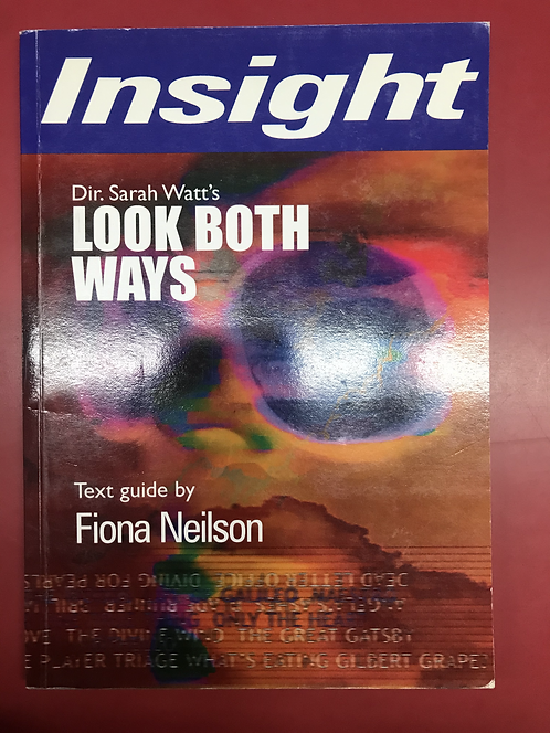 Insight: Look Both Ways (SECOND HAND)