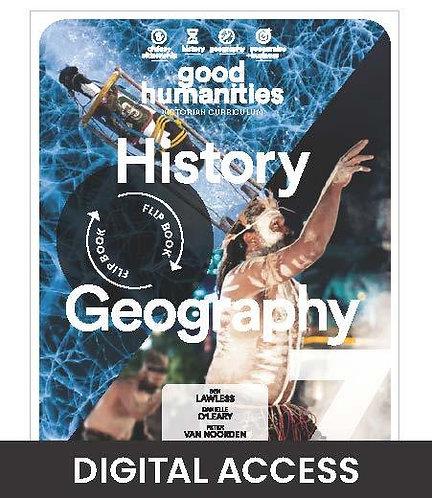 Good Humanities 7 Victorian Curriculum DIGITAL