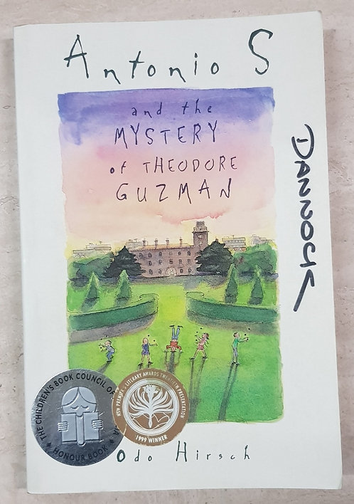 Antonio S and the Mystery of Theodore Guzman (SECOND HAND)
