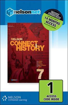 Nelson Connect with History Year 7 Australian Curriculum 1 Access Code (DIGITAL)