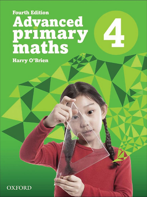 Advanced Primary Maths 4 AC Student Book 4E