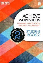 Achieve Worksheets Student Book 2