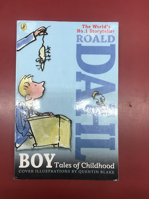 Boy: Tales of Childhood (SECOND HAND)
