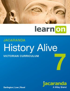 Jacaranda Humanities Alive 7 VC 2E + Myworld Atlas Value Pack (DIGITAL)