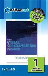 Nelson Visual Communication Design VCE Units 1 – 4 4E (1 Access Code) (DIGITAL)