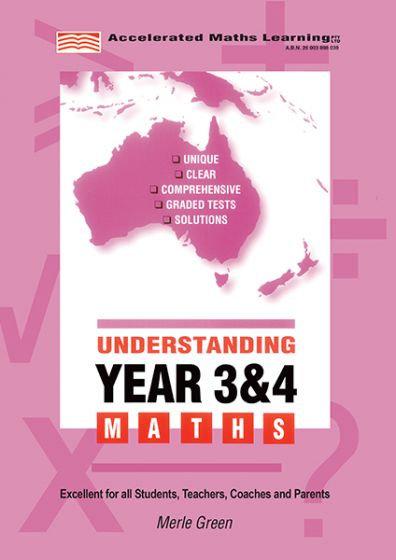 Understanding Year 3&4 Maths: Australian Curriculum Edition