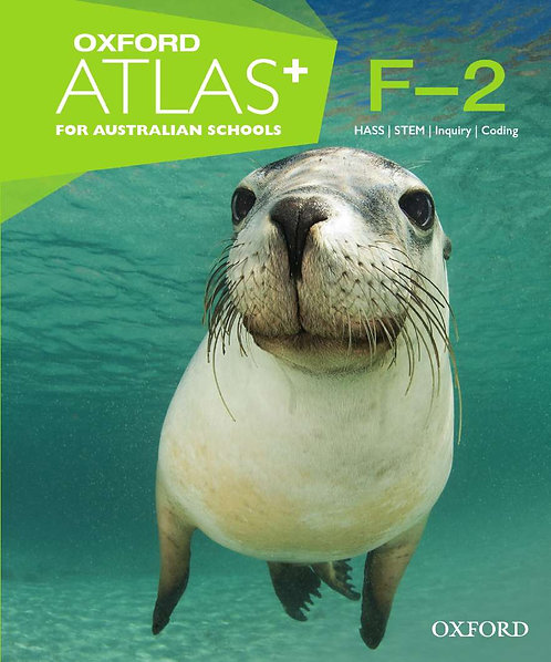 Oxford Atlas for Australian Schools Years F-2 3E