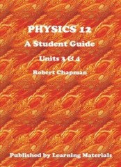 Physics 12 : A student guide