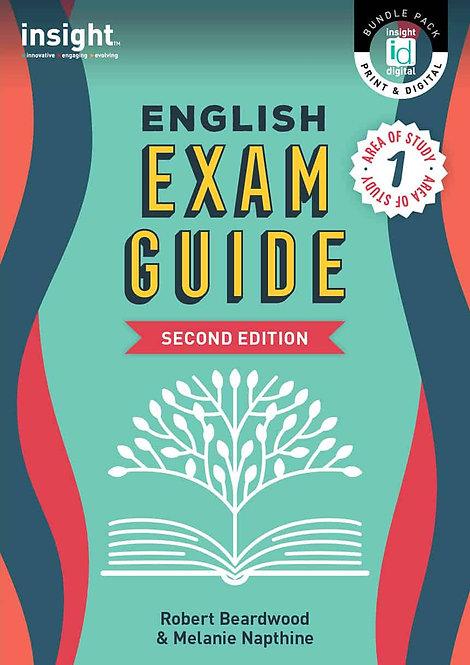 Insight English Exam Guide - Area of Study 1 2E (PRINT + DIGITAL)