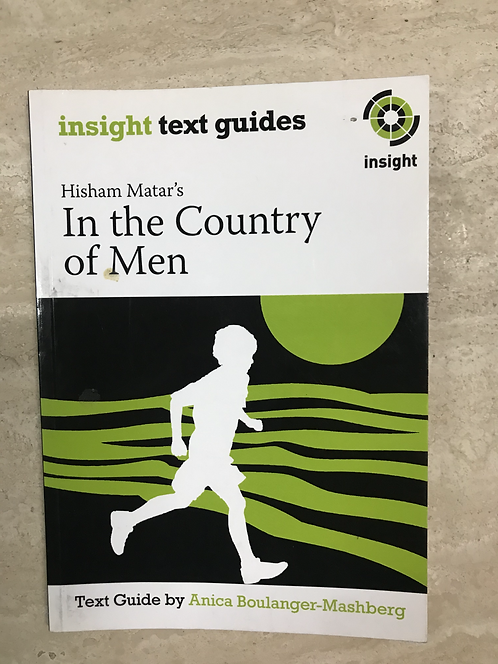 Insight: In the Country of Men (SECOND HAND)