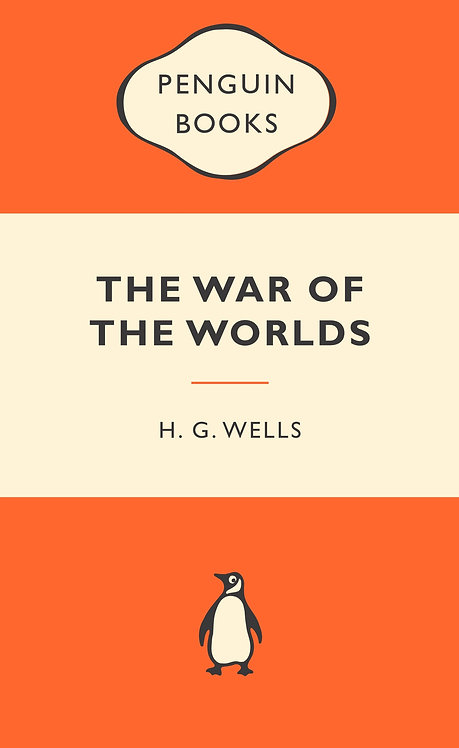 The War Of The Worlds (Popular Penguins)