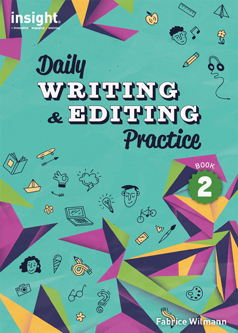 Daily Writing & Editing Practice Book 2
