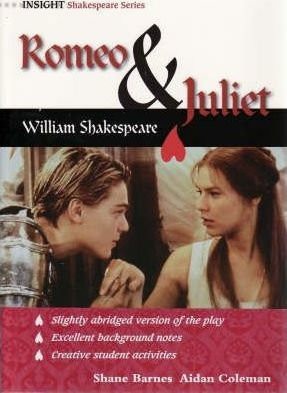 Insight Shakespeare Series Romeo and Juliet (Abridged) First Edition
