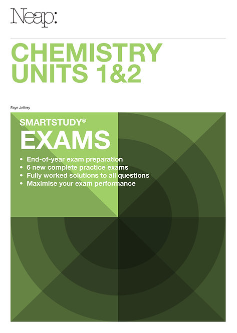 Chemistry Units 1&2 Exams Guide (2016 Ed)
