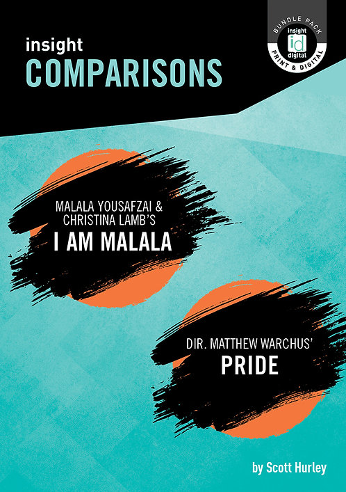 Insight Comparison: I am Malala/Pride (DIGITAL)