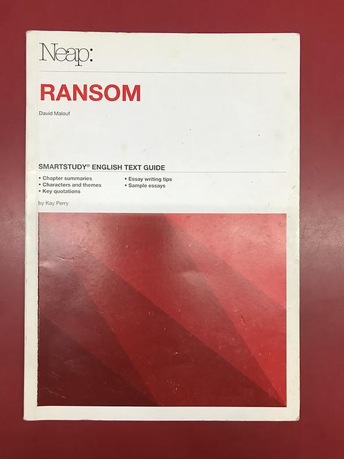 NEAP Smartstudy Guide: Ransom (SECOND HAND)