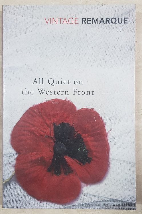 All Quiet on the Western Front (SECOND HAND)