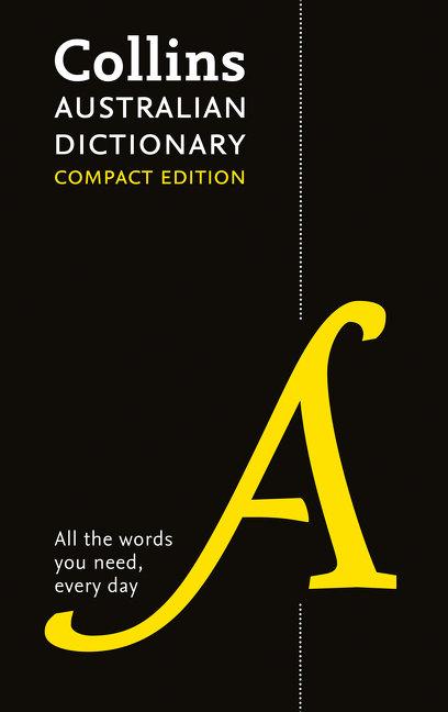 Collins Australian Compact Dictionary 7E