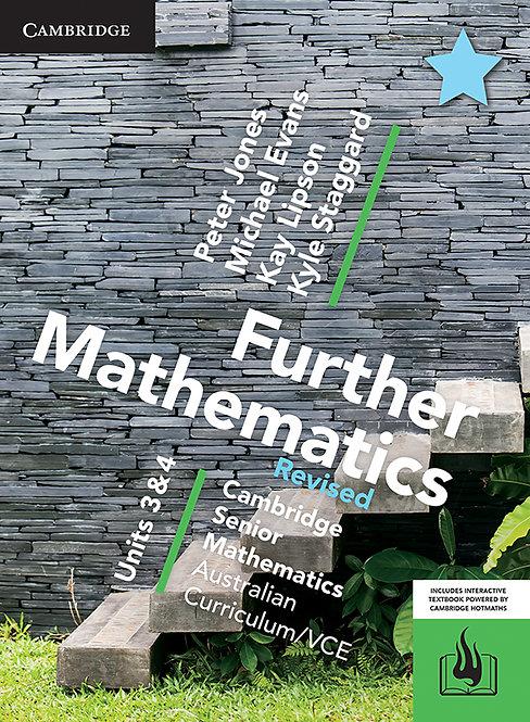 Cambridge Senior Maths: VCE Further Mathematics Units 3&4 Revised