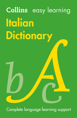 Collins Easy Learning Italian Dictionary 5E