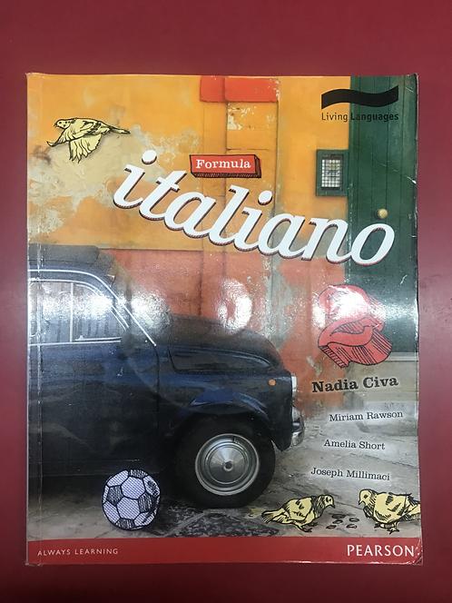 Formula Italiano 2 (SECOND HAND)