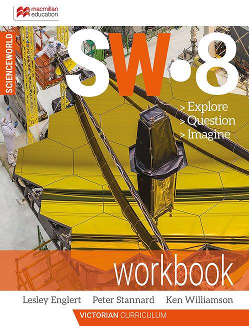 Macmillan Scienceworld 8 Victorian Curriculum Workbook