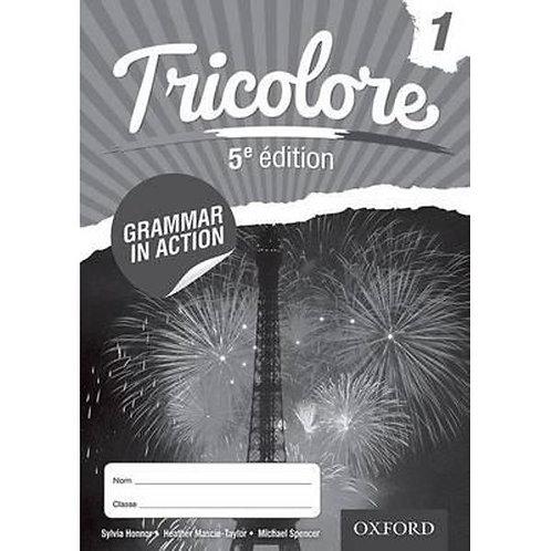 Tricolore 1 Grammar In Action Workbook 5E
