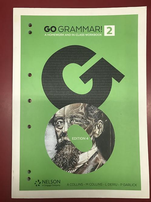 Go Grammar 2 4E (SECOND HAND)