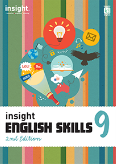 Insight English Skills 9 2E (PRINT)