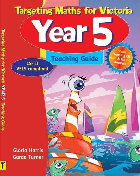 Targeting Maths for Victoria Year 5: Teaching Guide