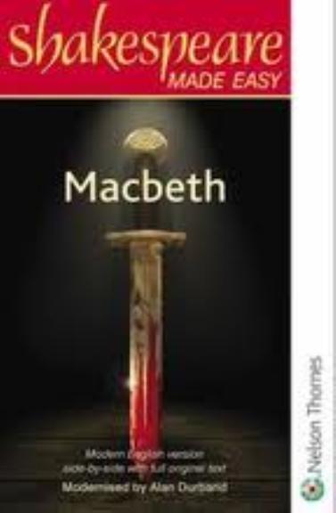 Shakespeare Made Easy Macbeth