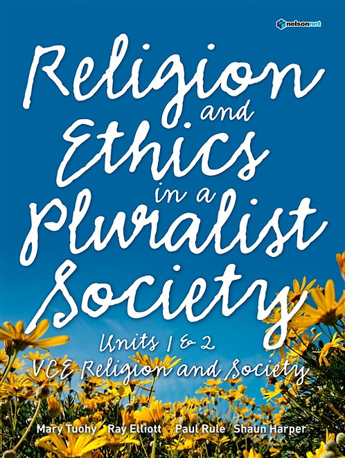 Religion and Ethics in a Pluralist Society (PRINT + DIGITAL)