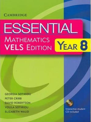 Essential Mathematics VELS Edition Year 8 Value Pack